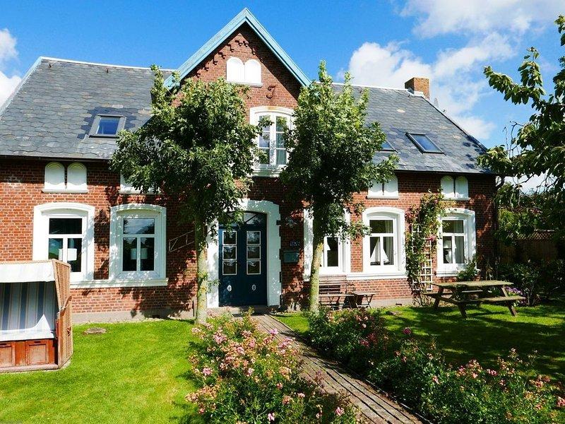 Ferienwohnung/App. für 4 Gäste mit 60m² in Oldsum (105500), holiday rental in Norddorf