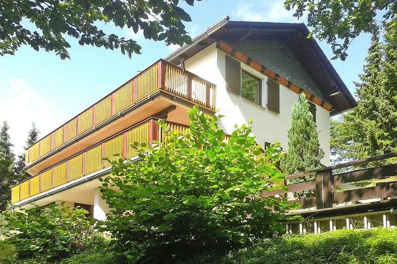 Ferienhaus Sackpfeifenblick, Hatzfeld, holiday rental in Battenberg (Eder)