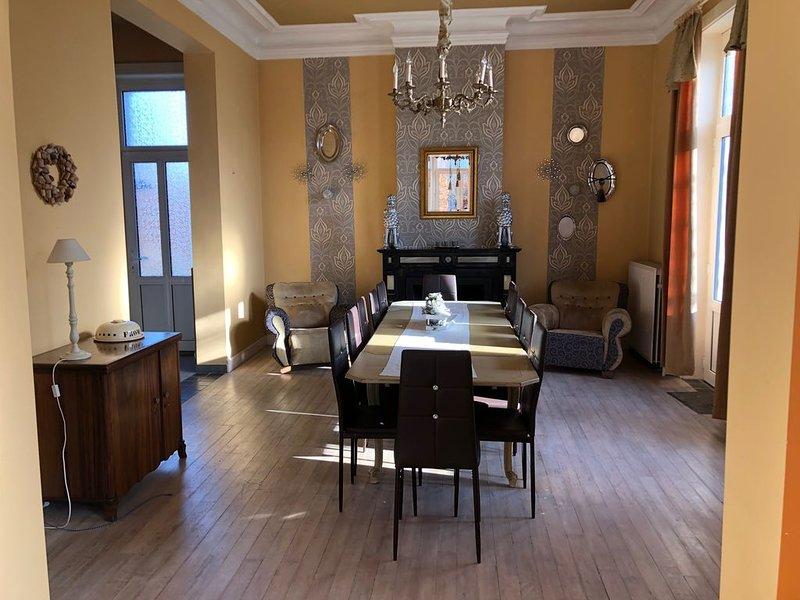 Villa Constanza te Beringen, charmante 'mijn'villa vlak bij Be MIne, aluguéis de temporada em Heusden-Zolder