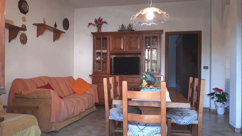 Casa Ferdani easy stay to discover Cinqueterre, vacation rental in Barbarasco