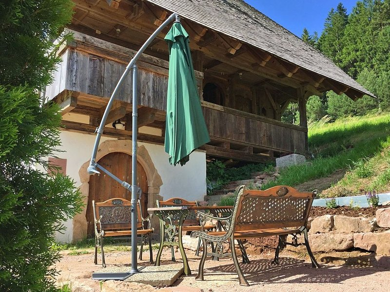 Vibrant Holiday Home in Reinerzau with Sauna, aluguéis de temporada em Bad Rippoldsau