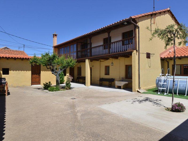 La casa del Val. Ideal Familias., holiday rental in Santa Colomba de Somoza