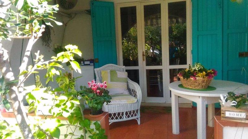 la casa dei libri..., location de vacances à Sarroch