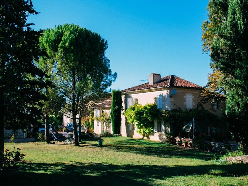A beautifully restored Manoir in Gascony - Sleeps 12, aluguéis de temporada em Vic-Fezensac