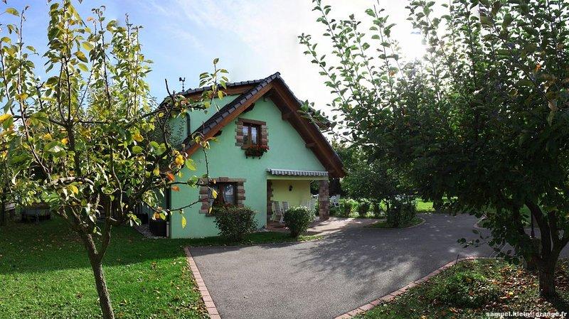 Gîte les cerisiers en alsace, aluguéis de temporada em Epfig