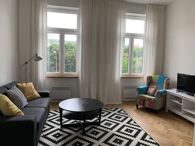 Fully renovated flat, best location for tourism, vacation rental in Ivanka pri Dunaji