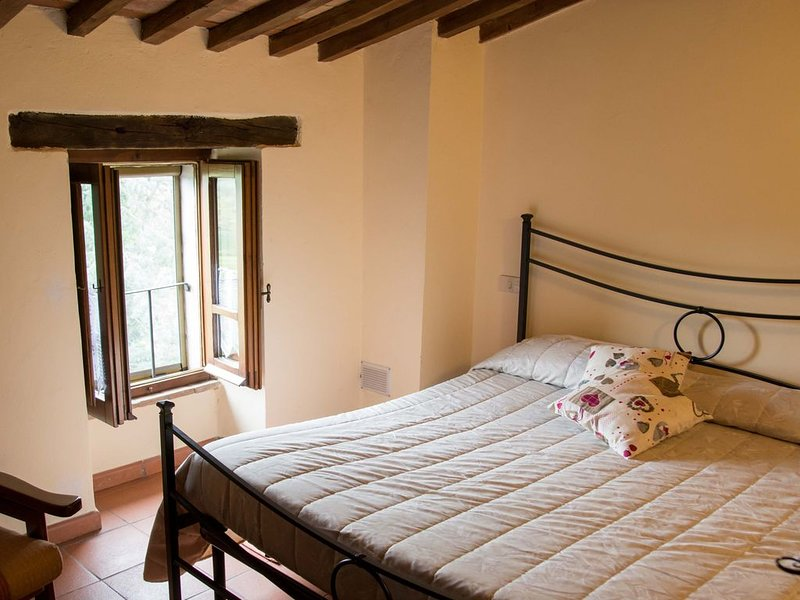 La casa nel Castello (free wifi), vacation rental in Trestina