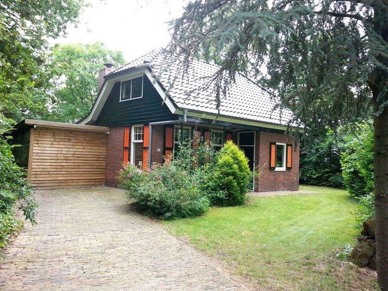 Boswachtershuisje te huur, vacation rental in Bourtange