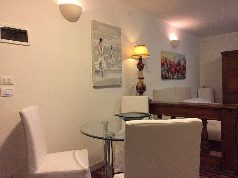 Monolocale ampio, elegante e centrale, vacation rental in San Pancrazio