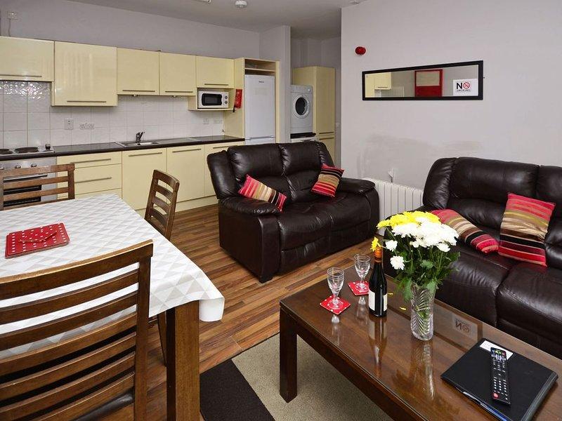 Apartment 703 Letterfrack - sleeps 5 guests  in 3 bedrooms, alquiler vacacional en Letterfrack