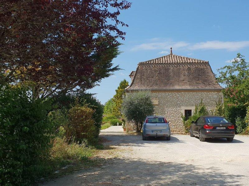 Propriété à Monpazier-Capdrot, holiday rental in Monpazier