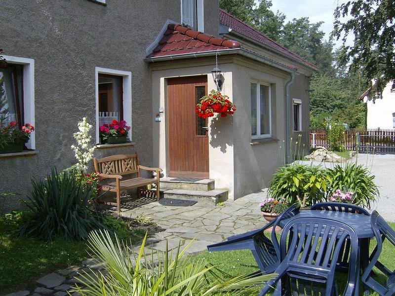 Exklusive Ferienwohnnung am Fuß der 'Hohen Dubrau' am Stausee Quitzdorf, location de vacances à Gorlitz