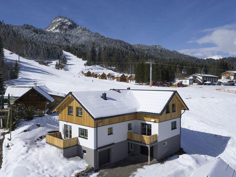 Gemütliches Ferienhaus/Chalet direkt im Ski- und Wandergebiet – Altaussee, holiday rental in Bad Goisern