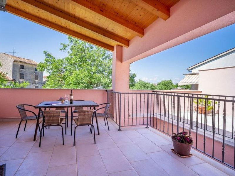 Neue Komfortable Apartment mit Terrase, Grill, Parkplatz, Wi-Fi, location de vacances à Vodnjan