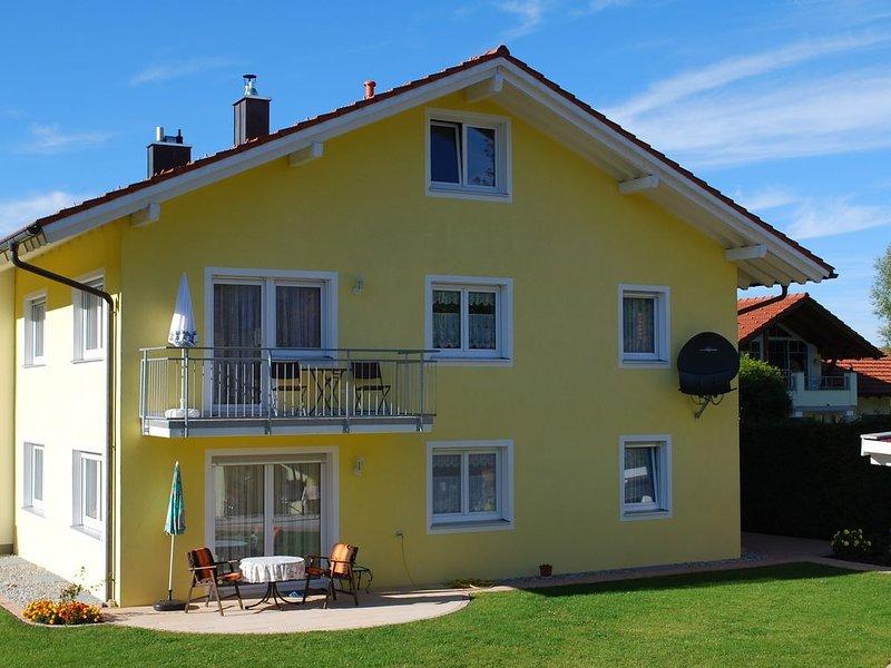 Ferienwohnung am Forggensee-Bergmann, holiday rental in Wangle