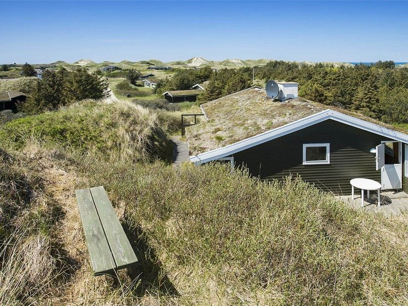 Ein Haus für die perfekte Erholung am Meer mit tollem Blick auf die Dünen, vacation rental in Fjerritslev