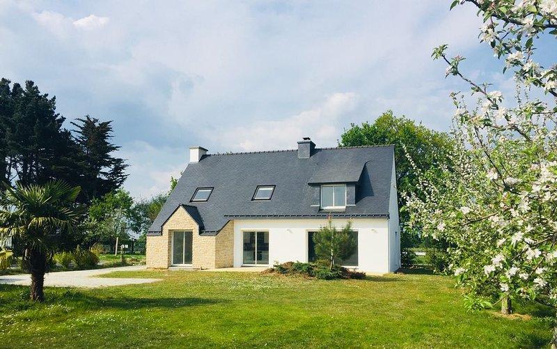 Maison  agreable à Baden au  coeur du golfe du morbihan, location de vacances à Baden