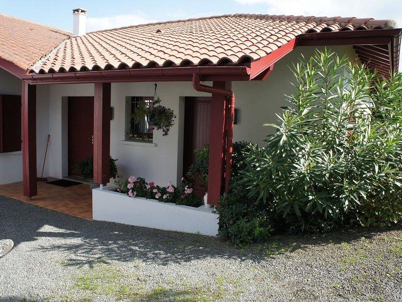 T2 au calme, tout confort à deux pas de la Côte basque, vacation rental in Espelette
