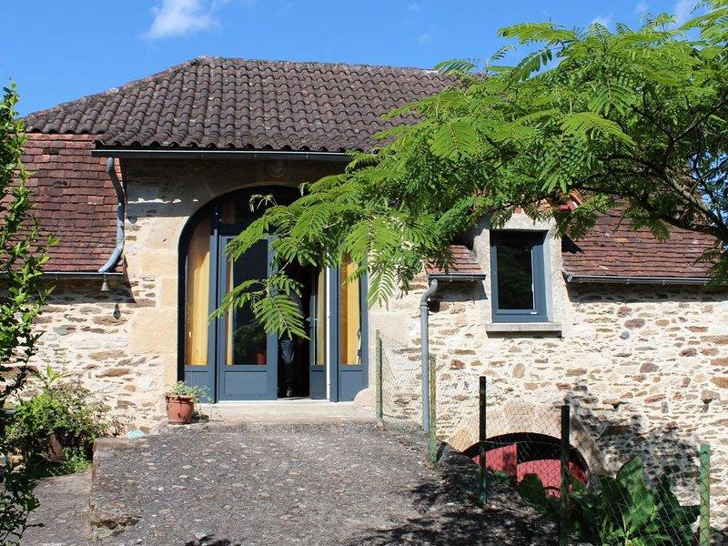 Gîte au coeur du hameau de Felzines avec Wifi (gratuit), location de vacances à Beaulieu-sur-Dordogne
