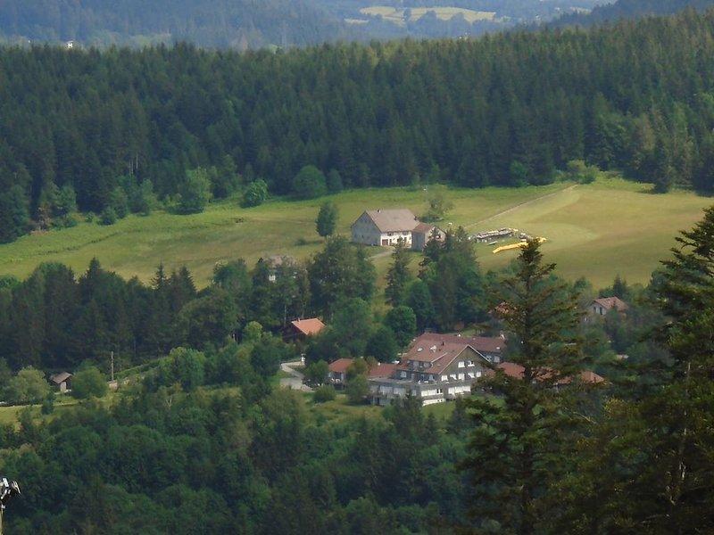 Ancienne ferme rénovée dominant le lac et la vallée, location de vacances à Gérardmer