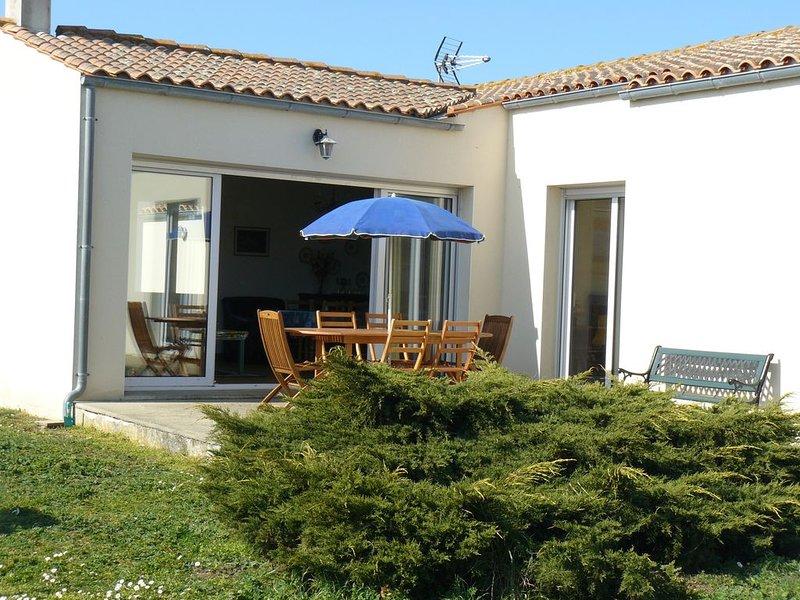 PROMO JUILLET / Location Maison Saint Denis d'Oléron 6-8 Personnes Ile d'Oléron, casa vacanza a Saint-Denis d'Oleron