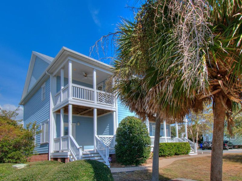 The Never Sail Townhome In Southport North Carolina, holiday rental in Southport