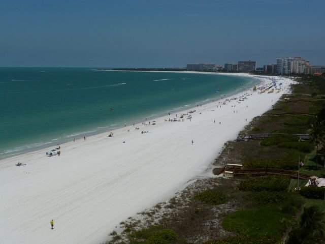 Sea Winds 1102 - Marco Island Beachfront Condo with Million $ Views, vacation rental in Goodland