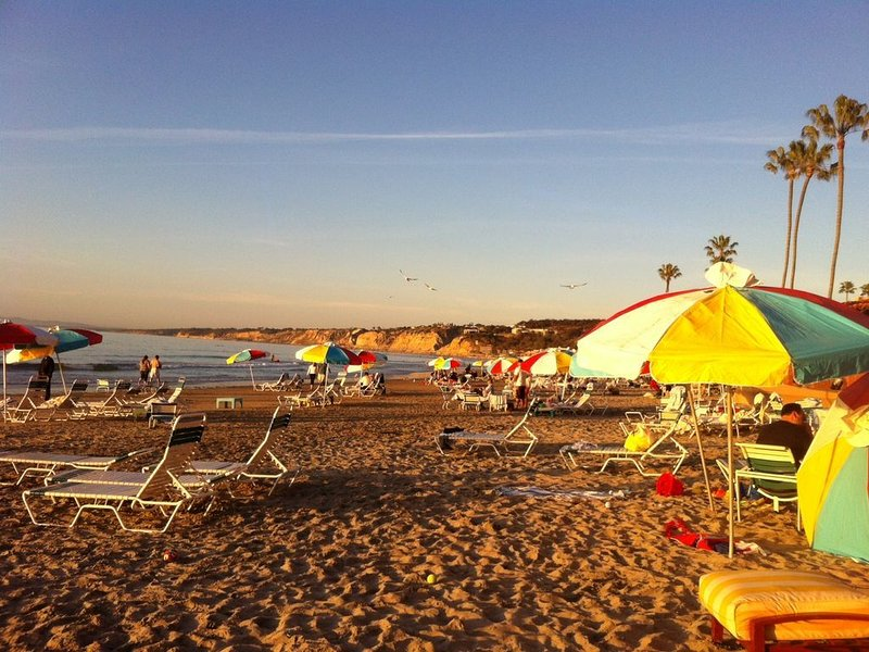 World famous La Jolla Shores!