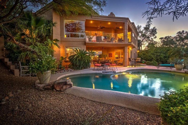 Luxury 5 bedroom Home in Fountain Hills AZ, alquiler de vacaciones en Fountain Hills