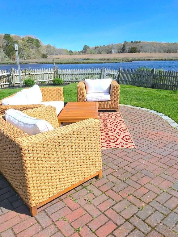NEW FOR 2019 - out door living space on scenic waterfront