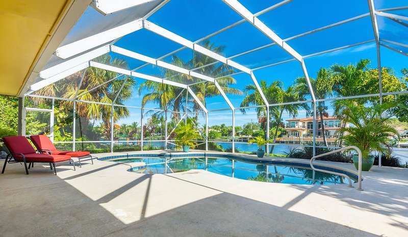 Beautiful home on Lake Clarke Shores, alquiler vacacional en Lake Worth