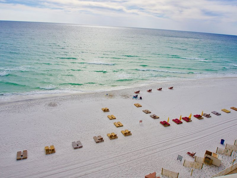 $99/night! Oct - Jan - Treasure Island Beachfront - Sleeps 8 - Amazing View!, holiday rental in Panama City Beach