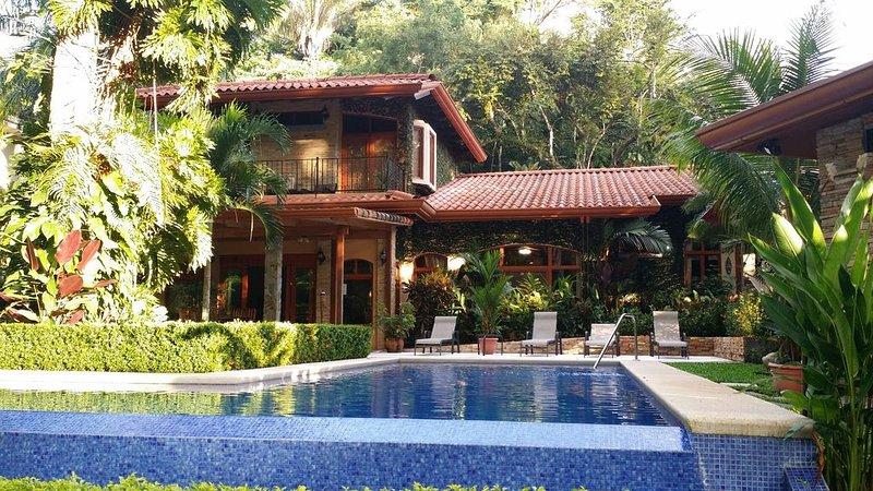 Los Suenos Resort - Beautiful Rainforest And Golf Course View, alquiler de vacaciones en Herradura