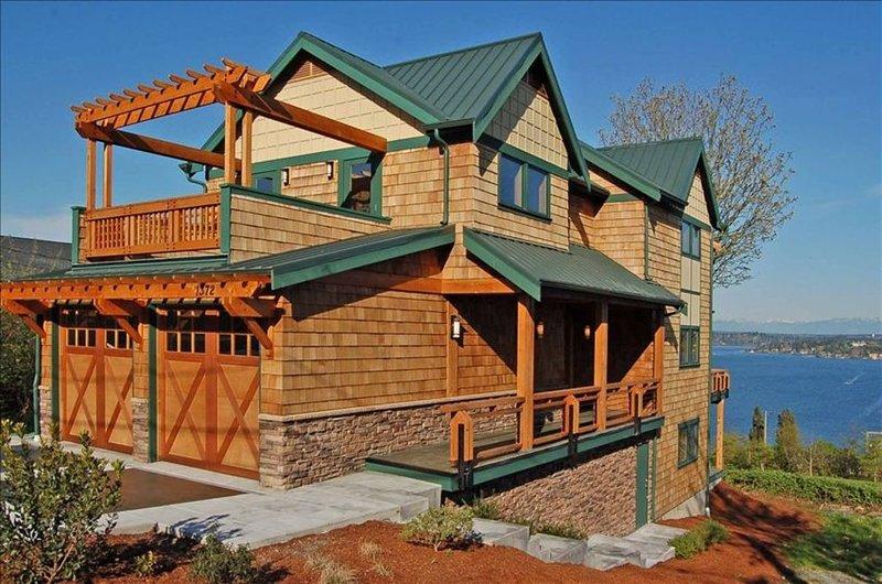 The Emerald Homestead in the Heart of the Emerald City, alquiler de vacaciones en Seattle
