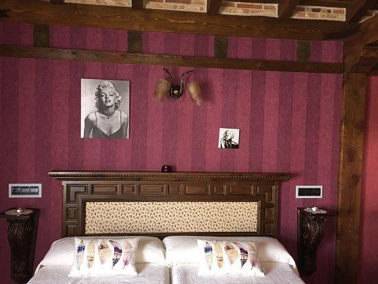 Casa rural (alquiler íntegro) El Lagar para 10 personas, holiday rental in San Miguel de Bernuy