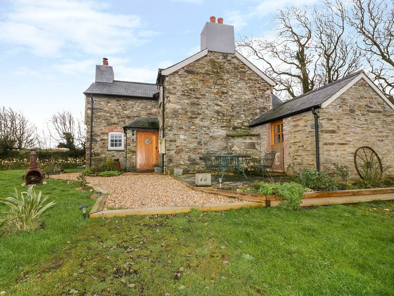 Hallgarden Farmhouse, CAMELFORD, location de vacances à Otterham