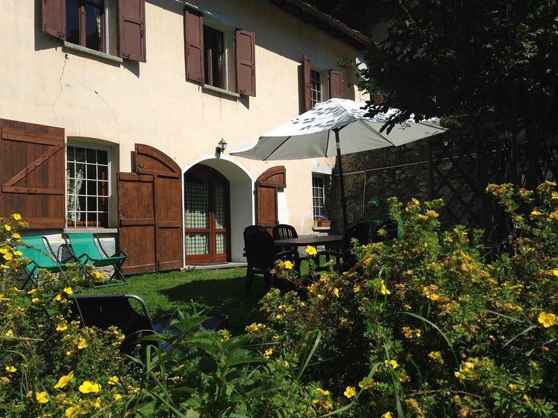 Appartamento Miosotis Borgofier - 5 persone - Gressoney, vacation rental in Rimasco