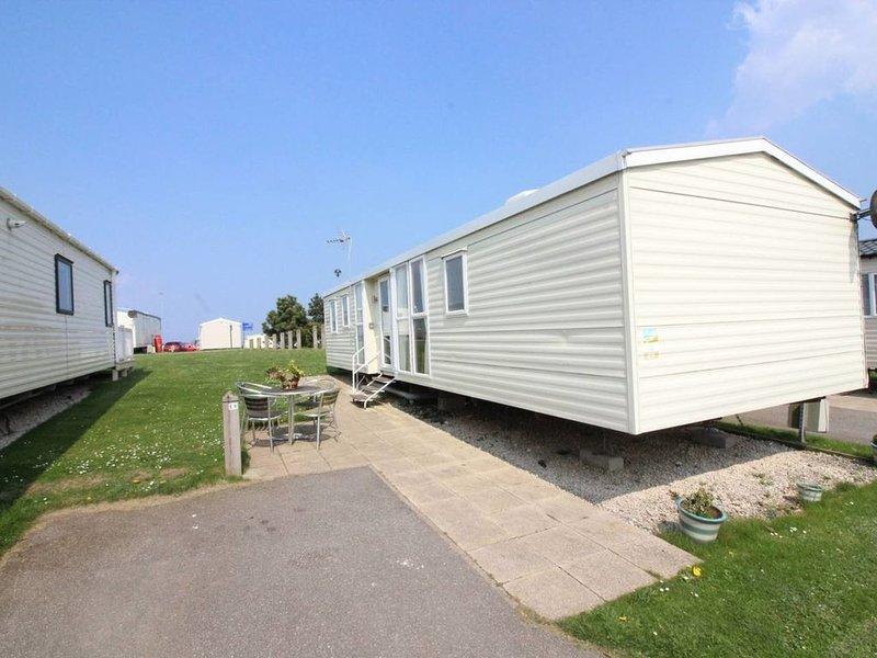 3 Bed Caravan, Reighton Sands, Filey, vacation rental in Burton Fleming