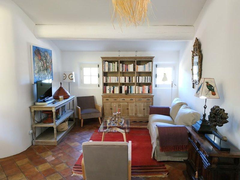 Le Barry - La Maison Du Voyageur, Moustiers Sainte Marie., vacation rental in La Palud sur Verdon