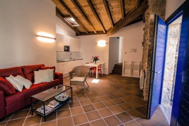 Apartamentos Ribeira Sacra para 6 personas, Ferienwohnung in Panton