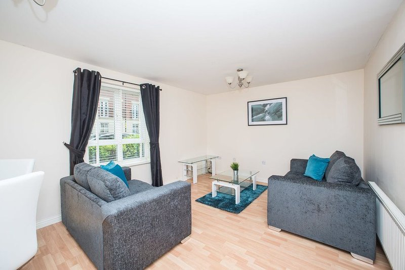 Beautiful Sea Winnings Two-Bedroom Apartment, location de vacances à Whitley Bay