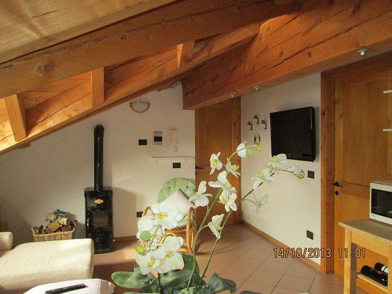 Trentino valle di Sole parco nazionale dello Stelvio Peio, vacation rental in Ossana