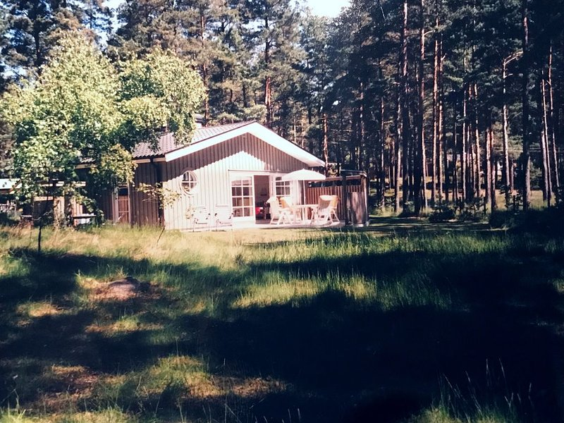 Holiday home close to the beach in Yngsjö, holiday rental in Ahus