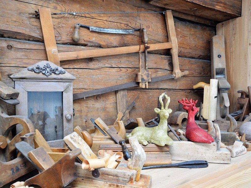 Cozy Apartment in Klosterle Austria near Ski Area, aluguéis de temporada em Lech