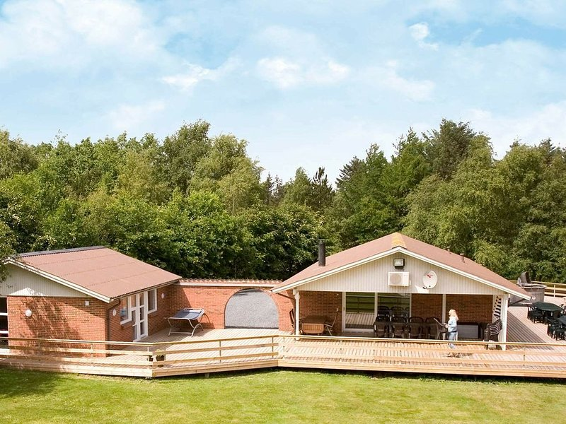 Elite Holiday Home in Roslev Denmark with Sauna, Ferienwohnung in Vile