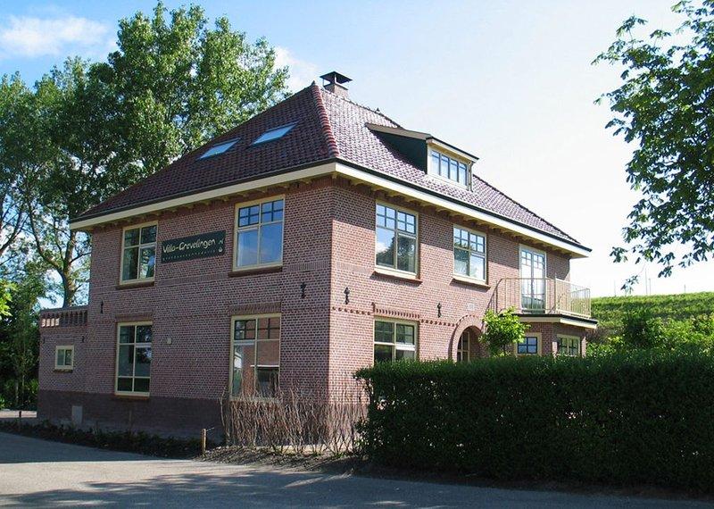 Overvloed aan de zee! Toegankelijk voor allen en geschikt voor mindervaliden., holiday rental in Brouwershaven
