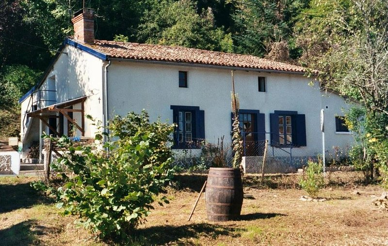Peaceful family-friendly rural retreat. Rejuvenating & stylish. A gorgeous spot., aluguéis de temporada em Usson-du-Poitou