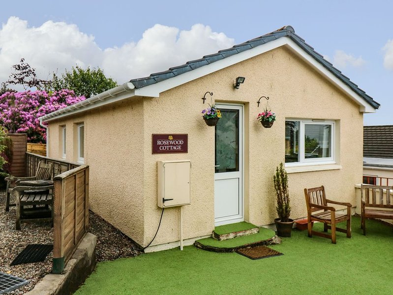 Rosewood Cottage, FORT WILLIAM, Ferienwohnung in Fort William