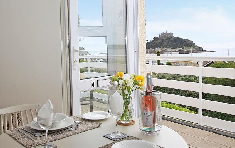 Sea Breeze, MARAZION, Ferienwohnung in Marazion