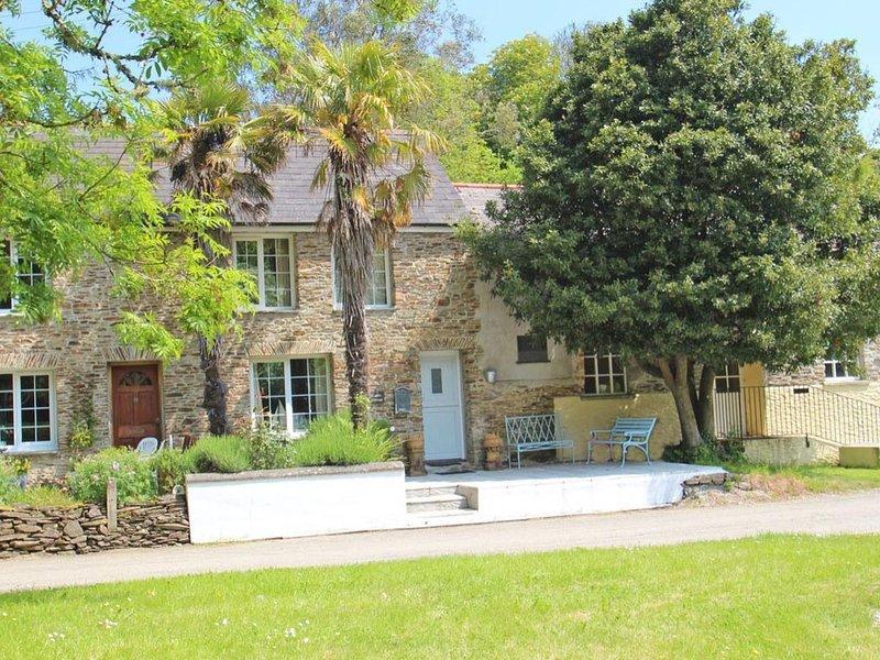 Castle Cottage, TRURO, casa vacanza a Ruan Lanihorne